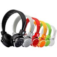 Fone De Ouvido Headphone Sem Fio Bluetooth Micro Sd- B-05